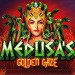 medusas-golden-gaze-slot-logo