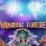 carnival forever slot logo