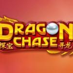 dragon chase slot logo