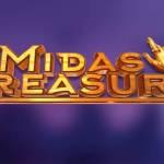 midas treasure slot logo