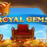 royal gems slot logo