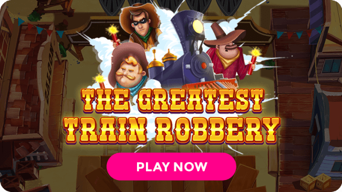 the greatest train robbery slot signup
