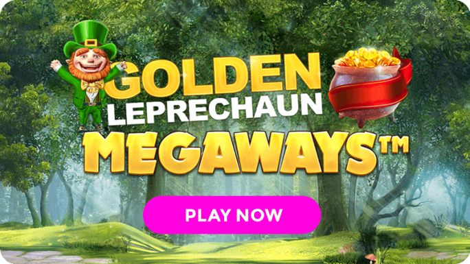 golden leprechaun megaways slot signup
