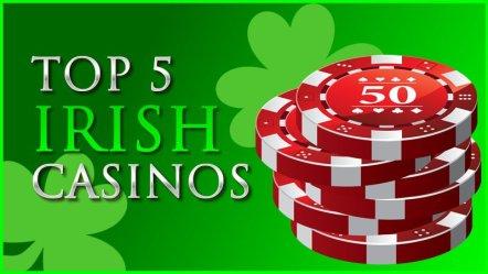 Top 5 Irish Online Casinos