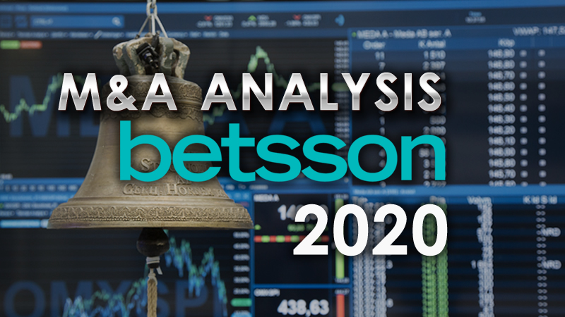 M&A Analysis: Who will Betsson buy next?