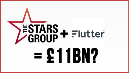 Flutter and TSG – an £11 billion match made in heaven?