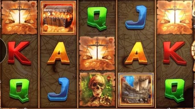the goonies slot gameplay