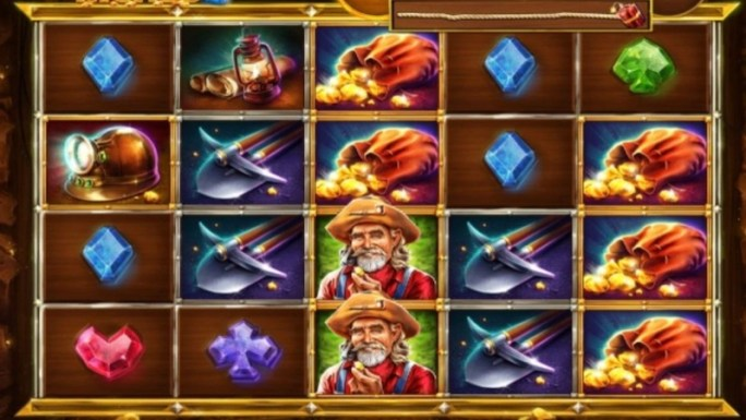 dynamite riches slot gameplay