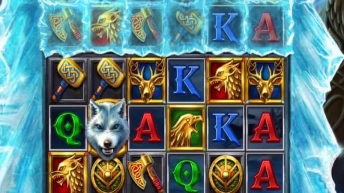 ice wolf slot gameplay