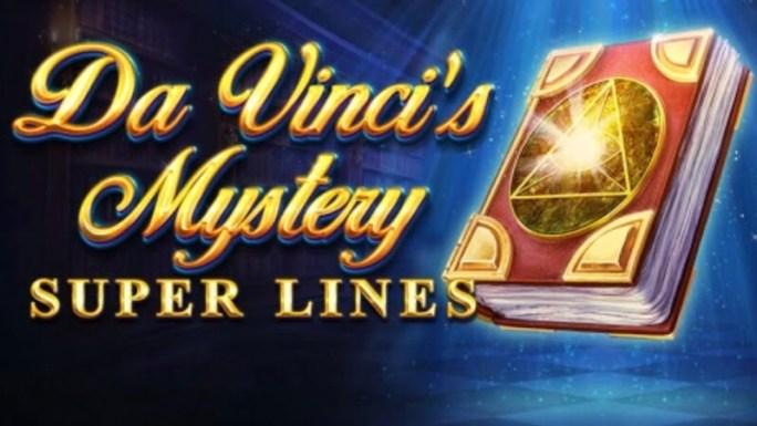 da vincis mystery slot logo