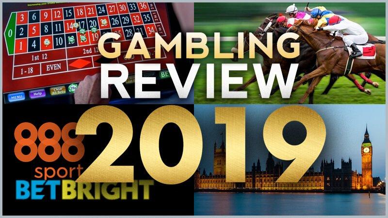 UK Gambling Industry Review of 2019