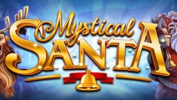 mystical santa megaways slot logo