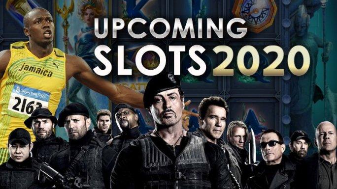top upcoming slots