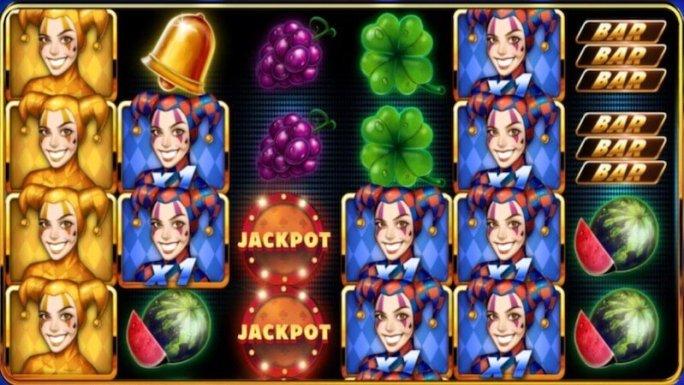joker max slot gameplay