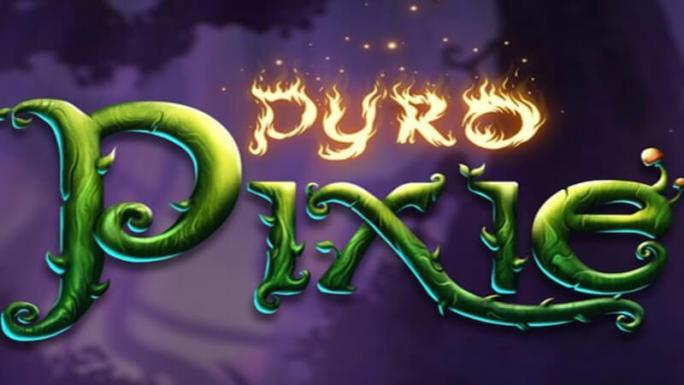 pyro pixie slot logo