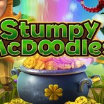 stumpy mcdoodles slot logo