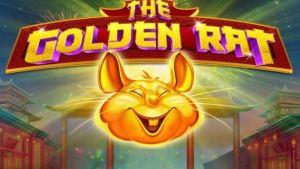 the golden rat slot logo