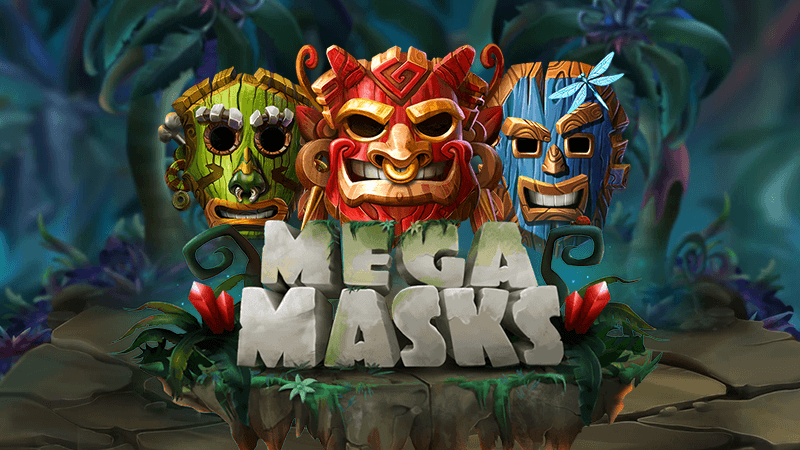 Mega Masks Slot