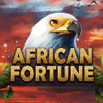 african fortune slot logo