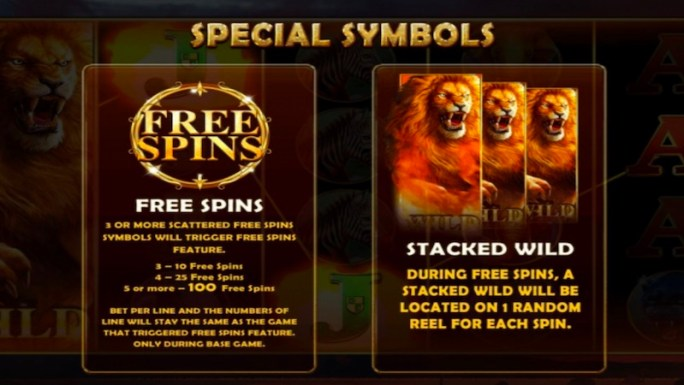 african fortune slot rules