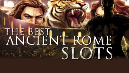 The Best Ancient-Rome Themed Slots