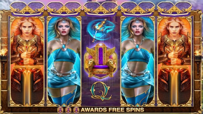 age of conquest slot gameplay