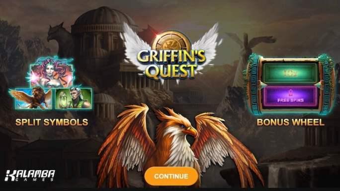 griffins quest slot rules
