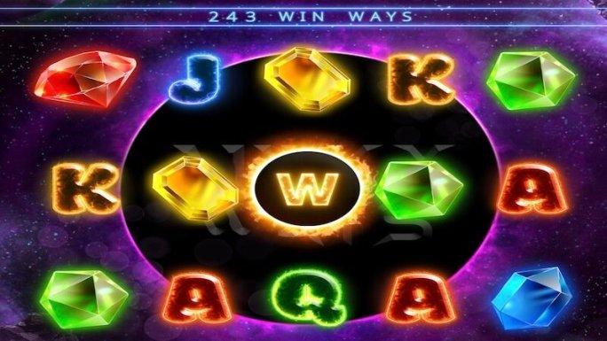 milky ways slot gameplay