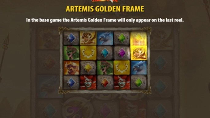artemis vs medusa slot rules