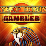 eye of horus gambler slot logo