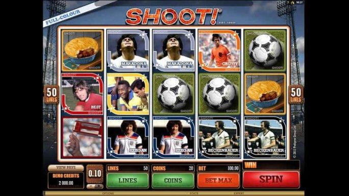 shoot slot