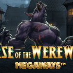 curse of the werewolf slot logo