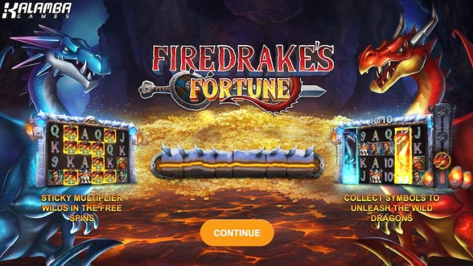 firedrakes fortune slot rules