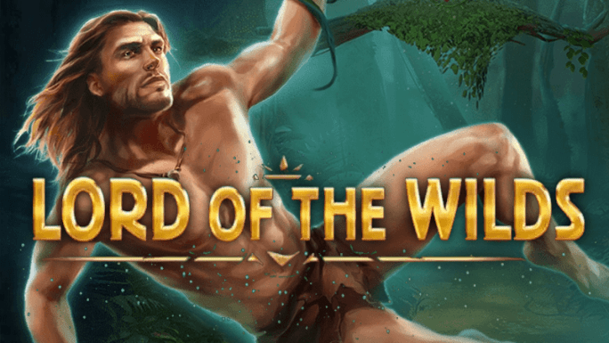 lord of the wilds slot logo