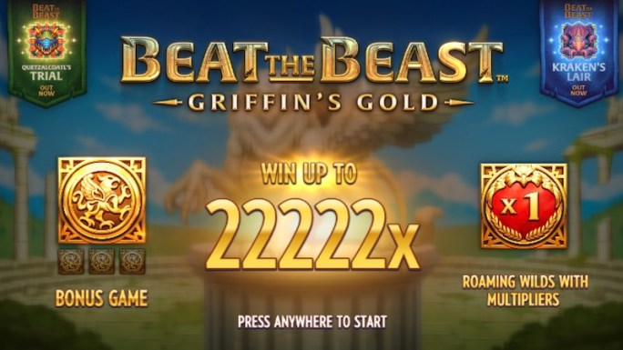 beat the beast griffins gold slot rules