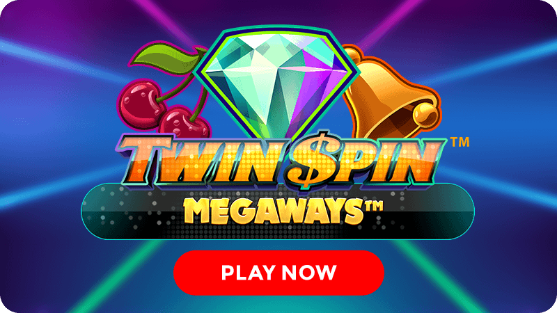 twin spin megaways slot signup