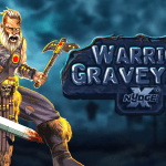 warrior graveyard slot logo