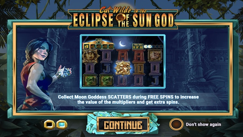 cat wilde eclipse slot rules
