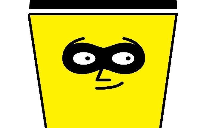 The kidnapping of the yellow container