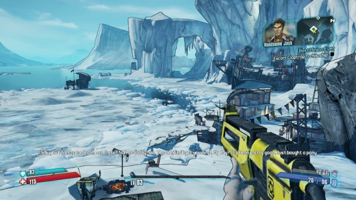 Borderlands Legendary Collection on Switch - just like in the past
