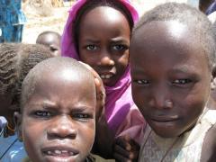 Children at camp