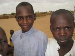 More camp #3 children