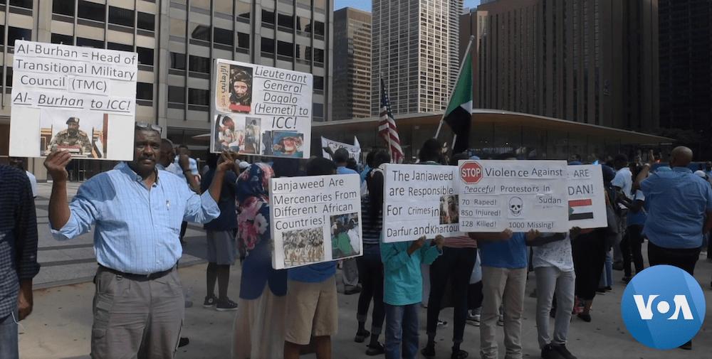 Sudan Protest Hemeti
