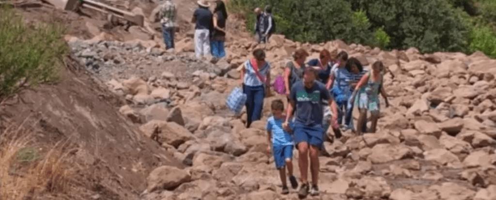 Flooding, Landslides In Chile a Result of Climate Change