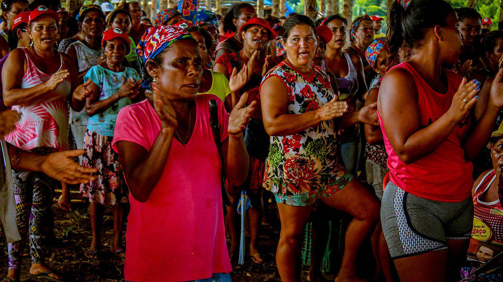 More from Int'l Women's Day in Brazil: Women Occupy Suzano Land Against Plantations and GE Trees