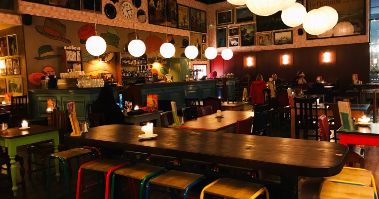 Berretto Lounge – Stockport's Newest Eatery