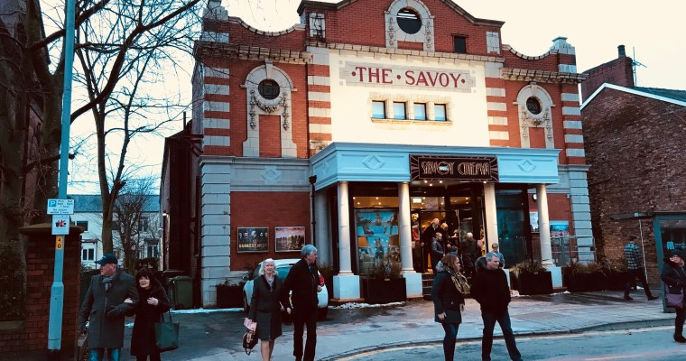 The Savoy Cinema – Heaton Moor's Luxury Cinema