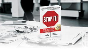 Stop It! Book