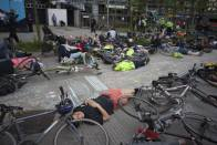 Tim Hoy-Griffiths E&C Die-In - 19