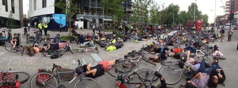 Tim Hoy-Griffiths E&C Die-In - 27